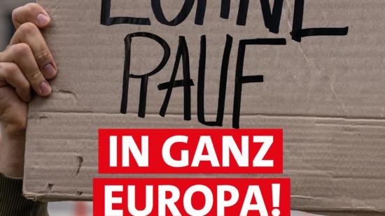 SPD Programm Europa