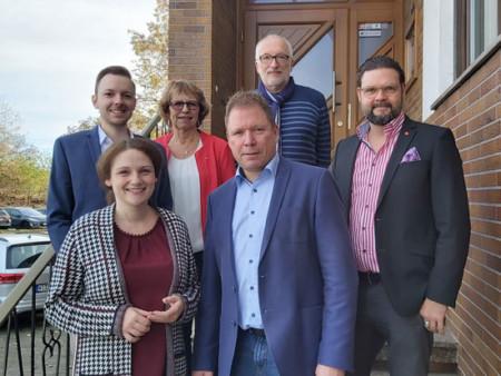 Unterbezirksvorstand gewählt 2019